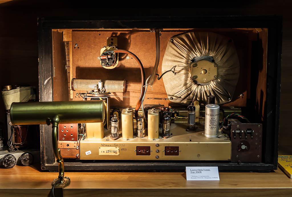 Radio- und Telefonmuseum